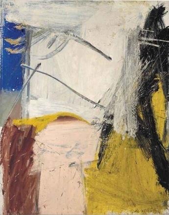 Willem de Kooning-September Morn-1958