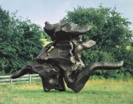 Willem de Kooning-Standing Figure-1983