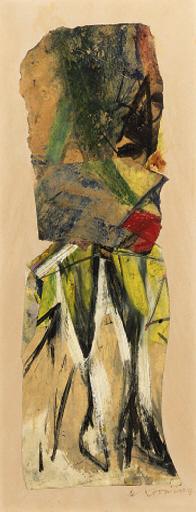 Willem de Kooning-Standing Woman-1949