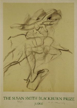 Willem de Kooning-The Susan Smith Blackburn Prize-