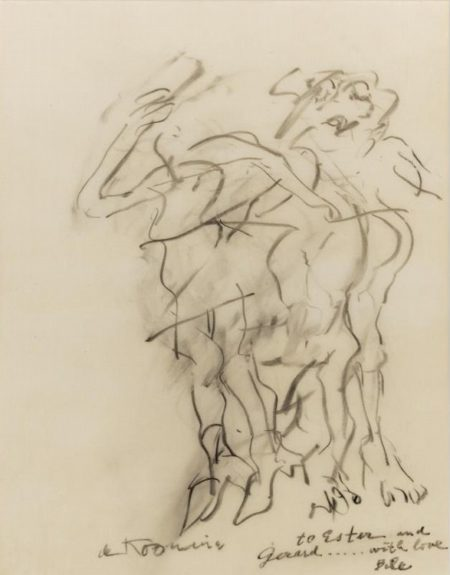 Willem de Kooning-Two Women-1965