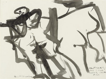 Willem de Kooning-Two Women-1968