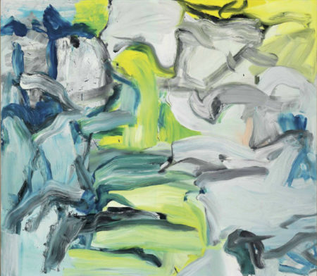 Willem de Kooning-Untitled III-1978