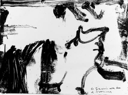 Untitled (Litho #8)-1966