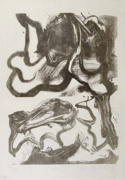 Willem de Kooning-Untitled-