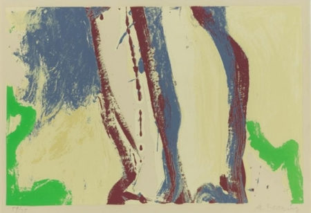 Willem de Kooning-Untitled (Three Prints)-1972