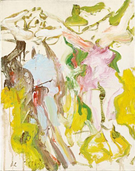 Willem de Kooning-Untitled (Two Women)-1968