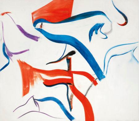 Willem de Kooning-Untitled XIII-1983