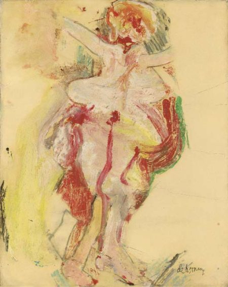 Willem de Kooning-Woman-1964