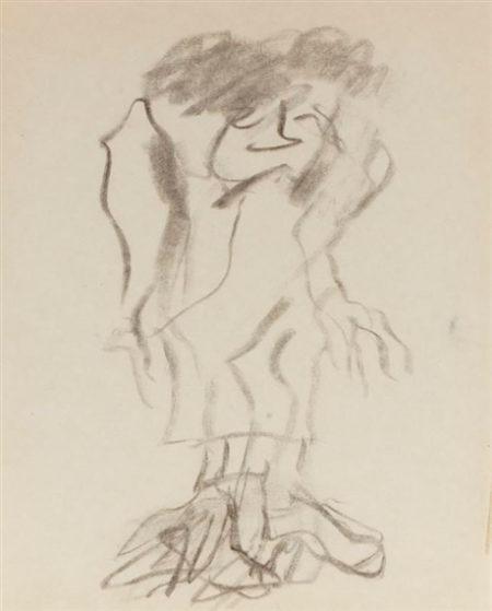 Willem de Kooning-Woman-1965