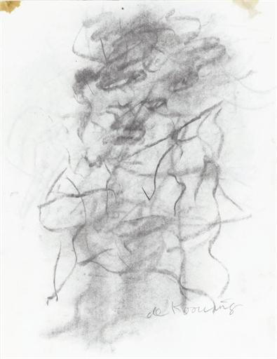 Willem de Kooning-Woman-1970