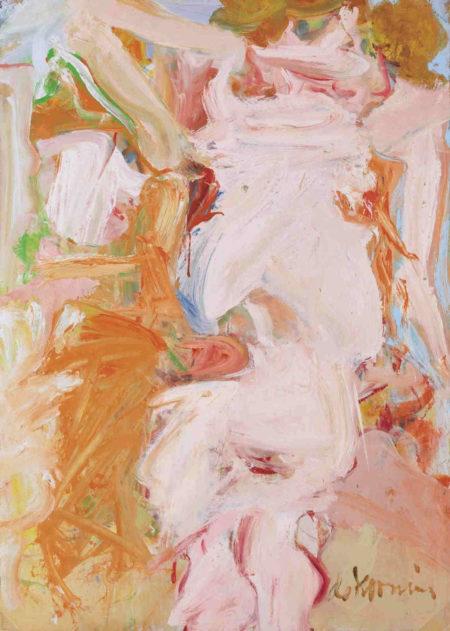 Willem de Kooning-Women-1964