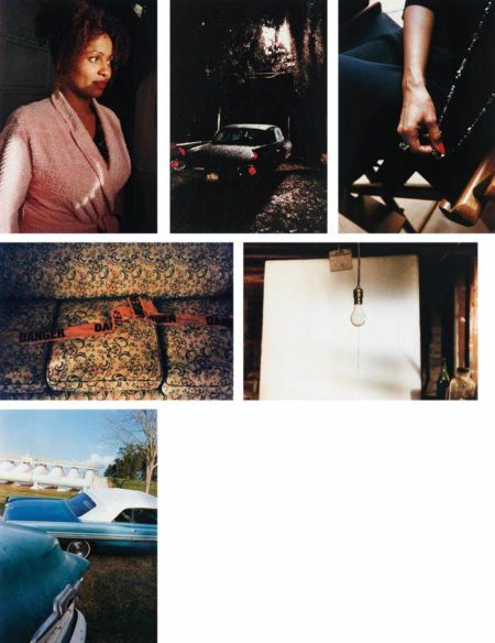 William Eggleston-Pictures from Eve's Bayou-
