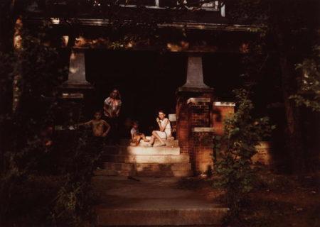 William Eggleston-Untitled (Family on porch)-1972
