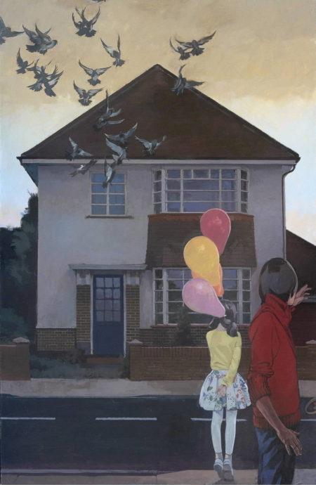 William Klose-Disturbance-2014