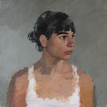 William Klose-Head Study-2012