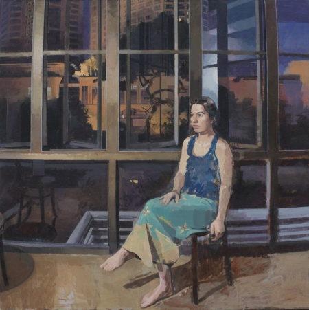 William Klose-Night Study-2012