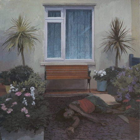 William Klose-Patio Garden-2014