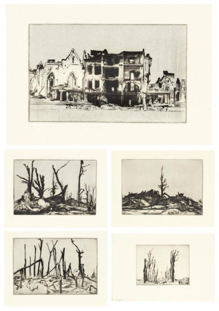 Landscapes of the War-1922