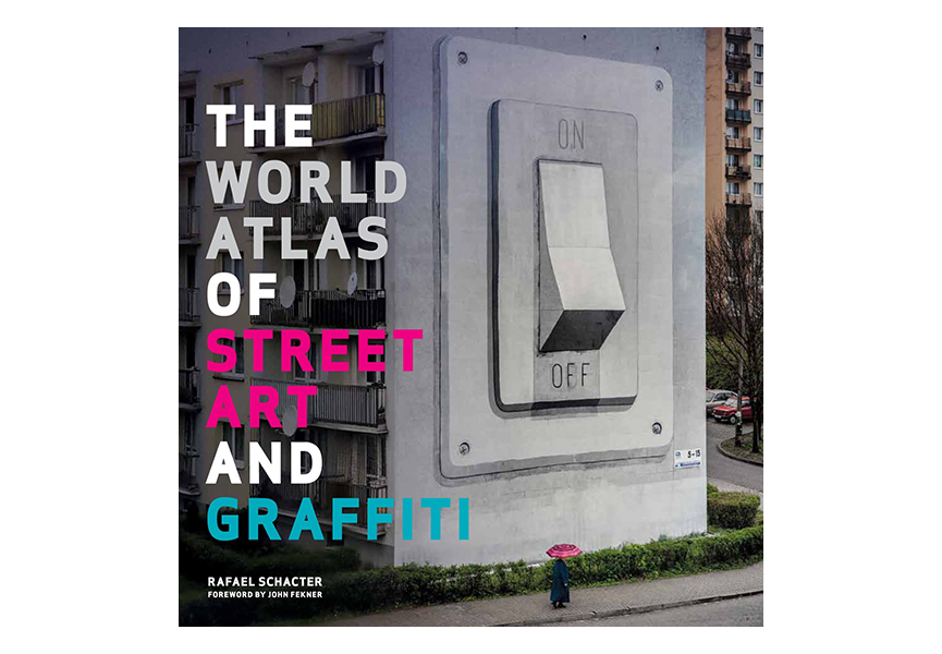Urban art book guide