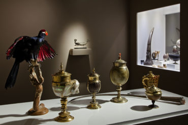 Enter Another World in Wunderkammer Olbricht : Homage to the Beginning of Collecting