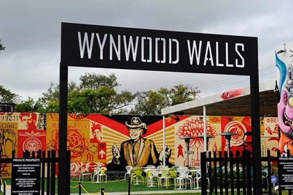THE WYNWOOD WALLS Miami