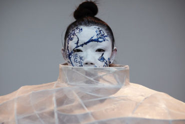 Xie Rong. Courtesy of Galerie Huit and Jaime Baker