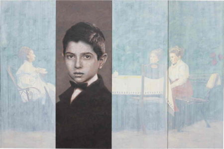 Y. Z. Kami-Self-Portrait as a Child-1989