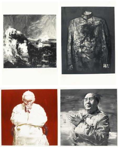 Yan Pei-Ming-Yan Pei Ming - Icones-2005