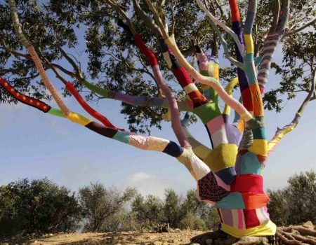 What is Yarn Bombing ?