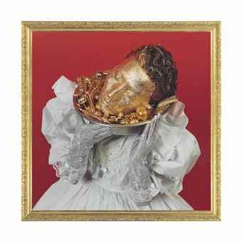 Doublonnage (Portrait B)-1988