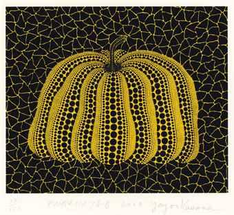 Yayoi Kusama-Pumpkin-2004