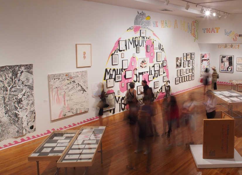young art collectors