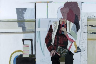 New Brett Amory Paintings Soon at Lazarides