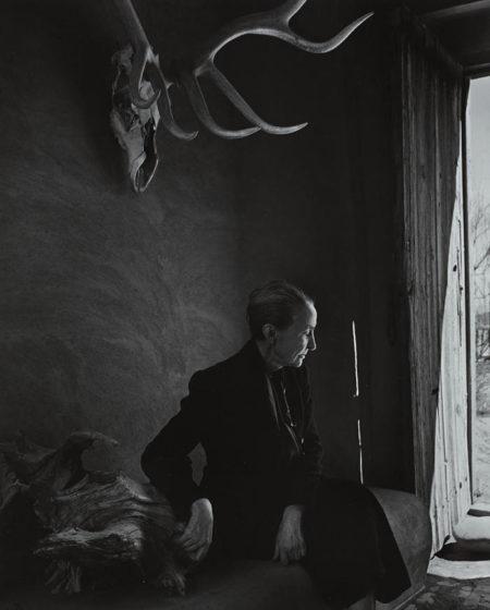 Yousuf Karsh-Georgia O'Keeffe-1956