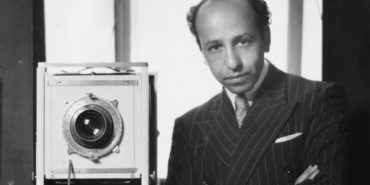 Yousuf Karsh self portrait, 1938, Image- Yousuf Karsh fonds, Library and Archives Canada