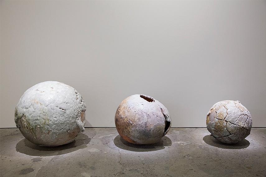 Yuji Ueda - artwork fired past asian visit design collection