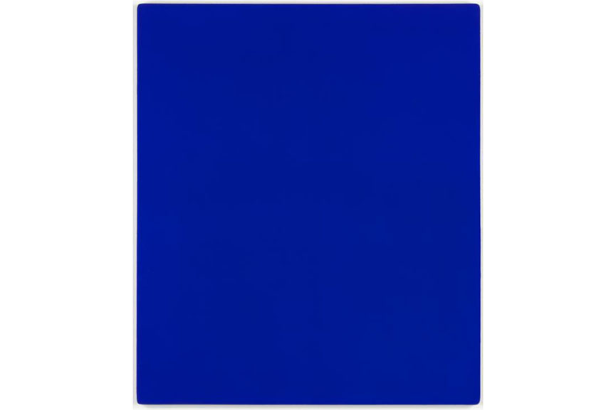 Yves Klein at Tate Liverpool
