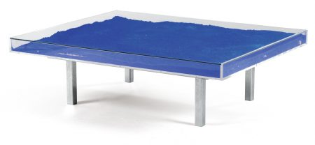 Table Bleue-1961