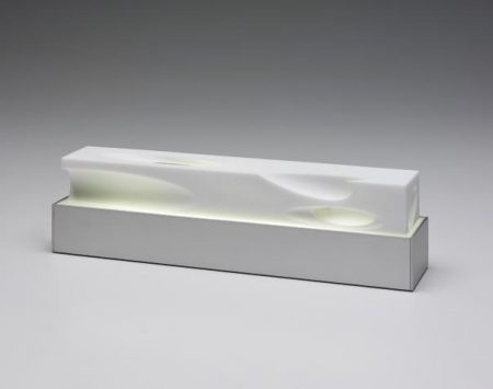 Zaha Hadid-Solid (Edition No. 31)-2005