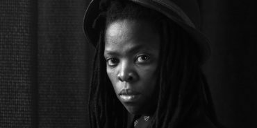 Zanele Muholi - Photo of the artist at home, 2012 - Image via eye