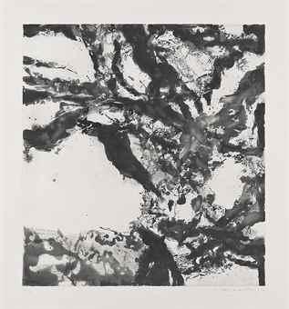 Zao Wou-Ki-Untitled-1992