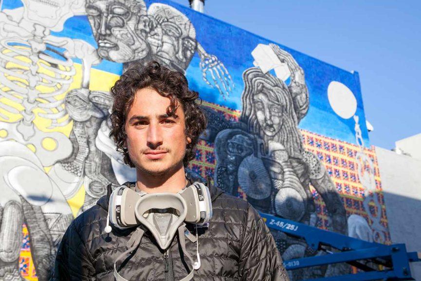 Artist of the Week - Zio Ziegler