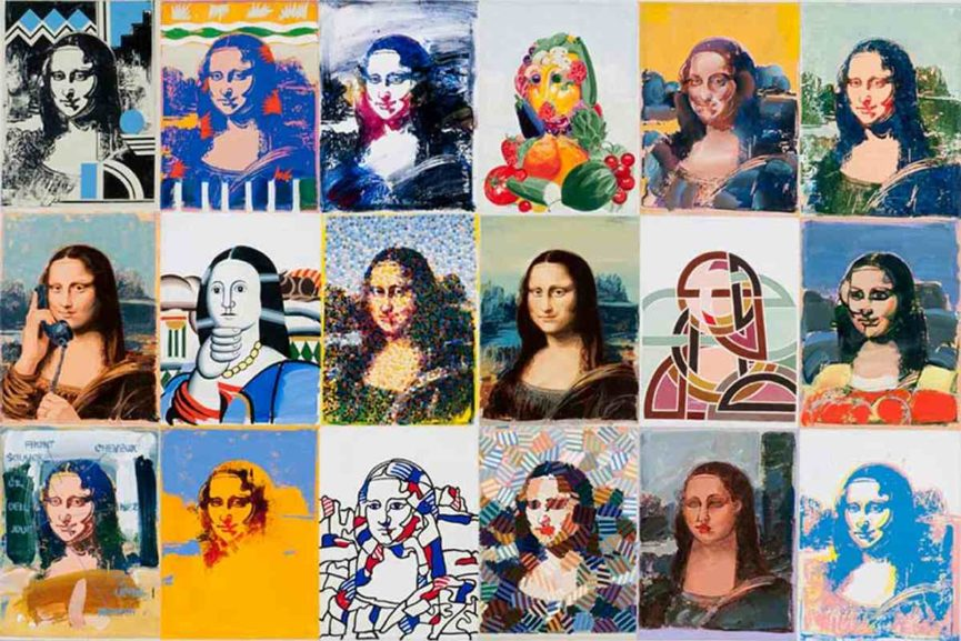 Authorship in Art - The Victim of Appropriation