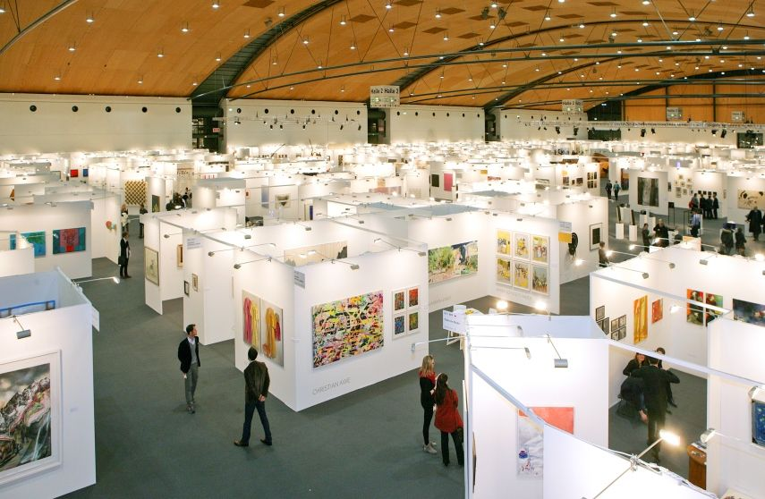Karlsruhe will feature works and exhibitions of finest art galerie followed by media and the press in Germany