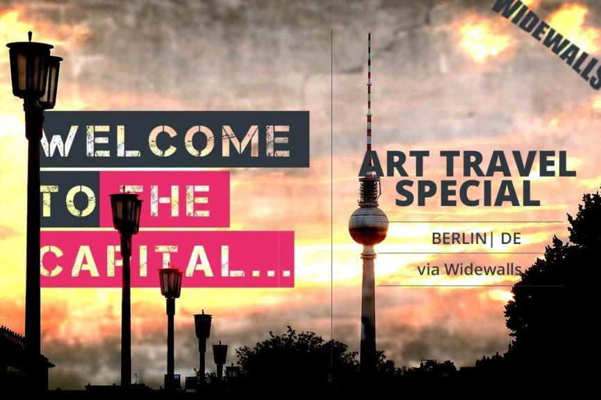 Berlin Art Travel Special: Interview with Pascal Feucher from Urban Spree Gallery