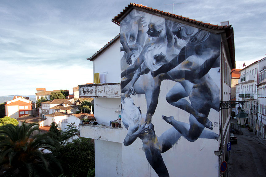 new mural by Bosoletti