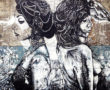 Women in street art