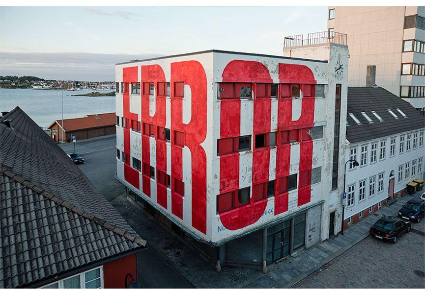 Urban Conceptual Art design
