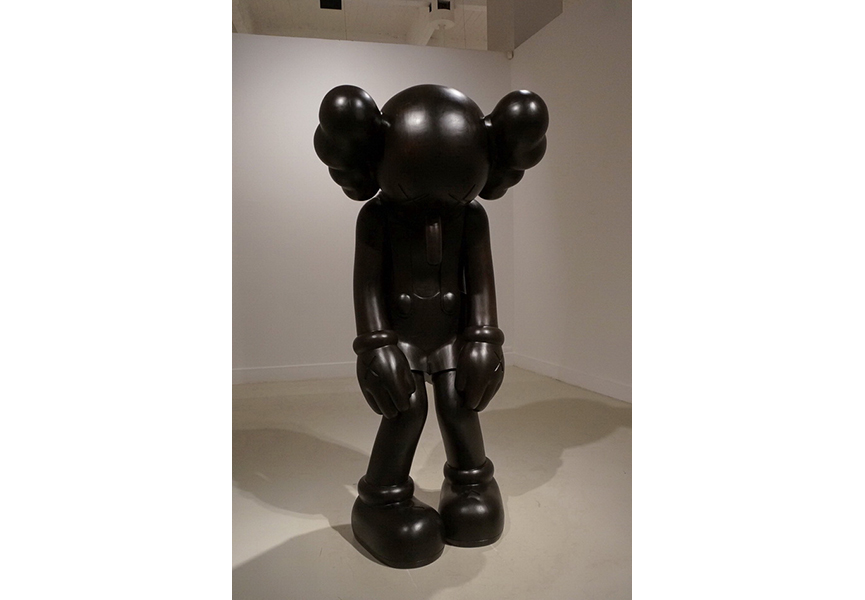 Companion sculpture